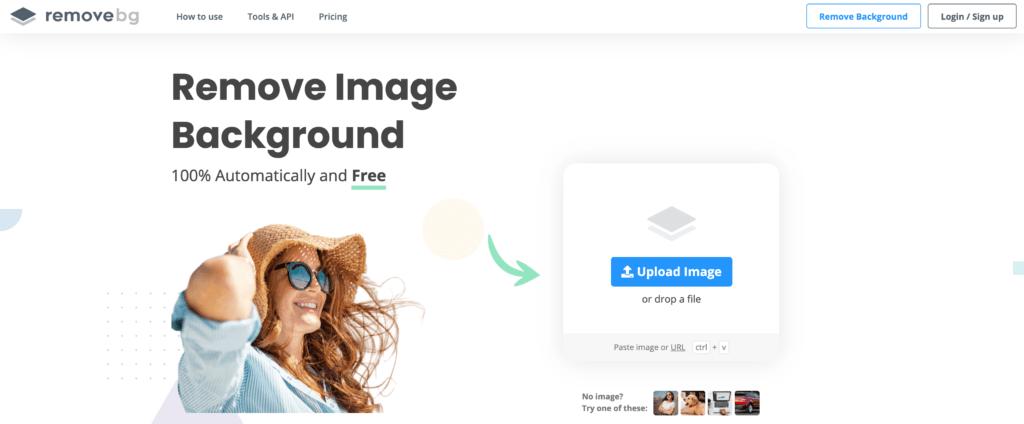 remove.bg - Remove Image Background
